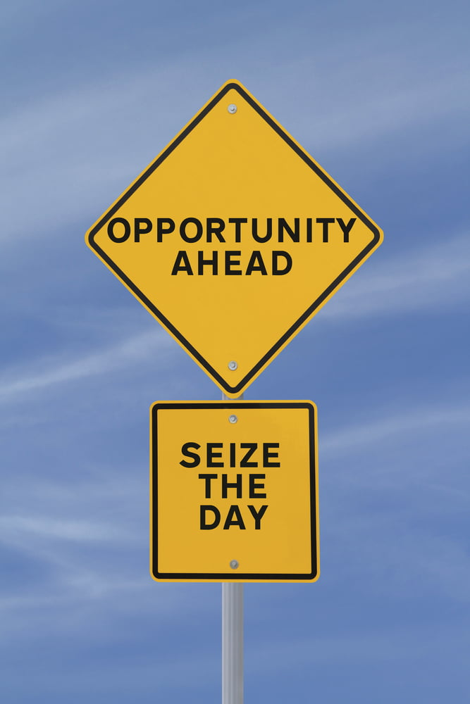 How To Seize An Opportunity