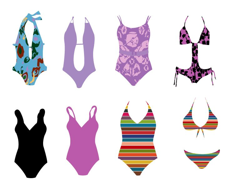 Choose perfect swimsuit