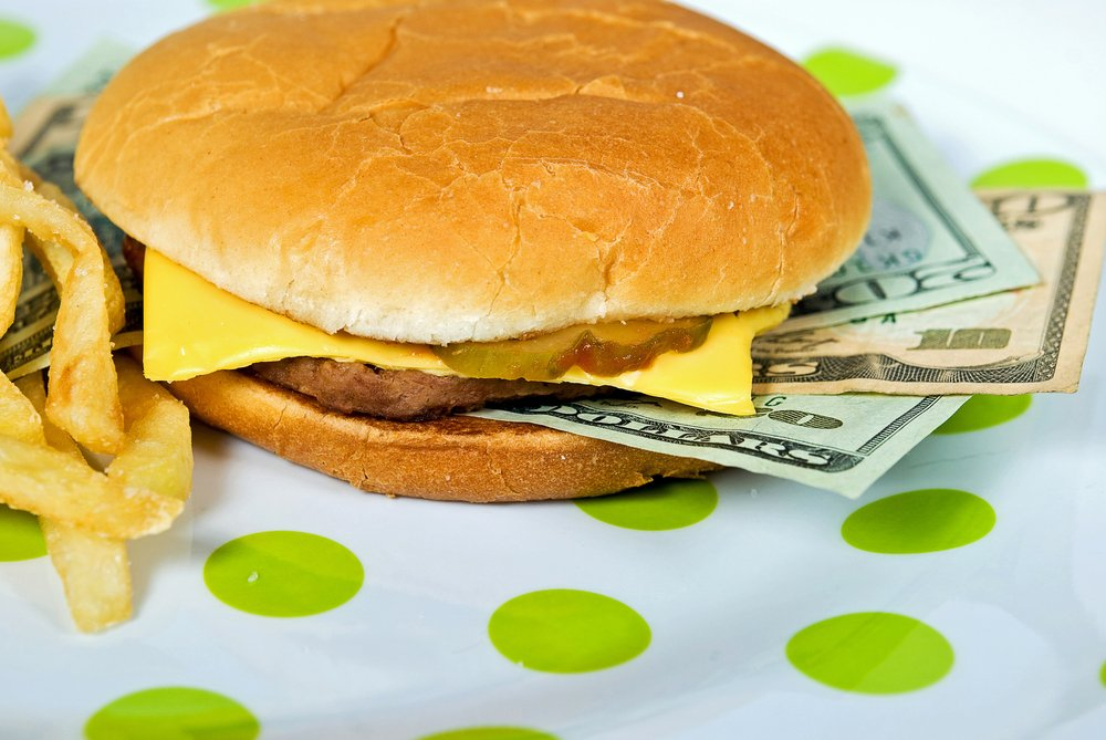 True Cost of Eating Out