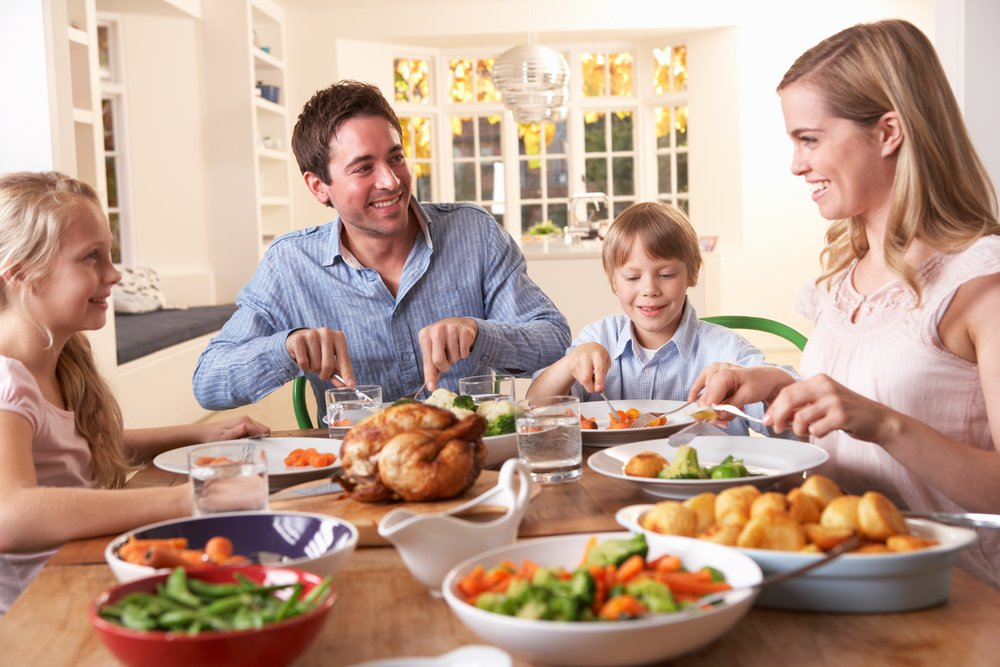 10 Family Friendly Meal Ideas