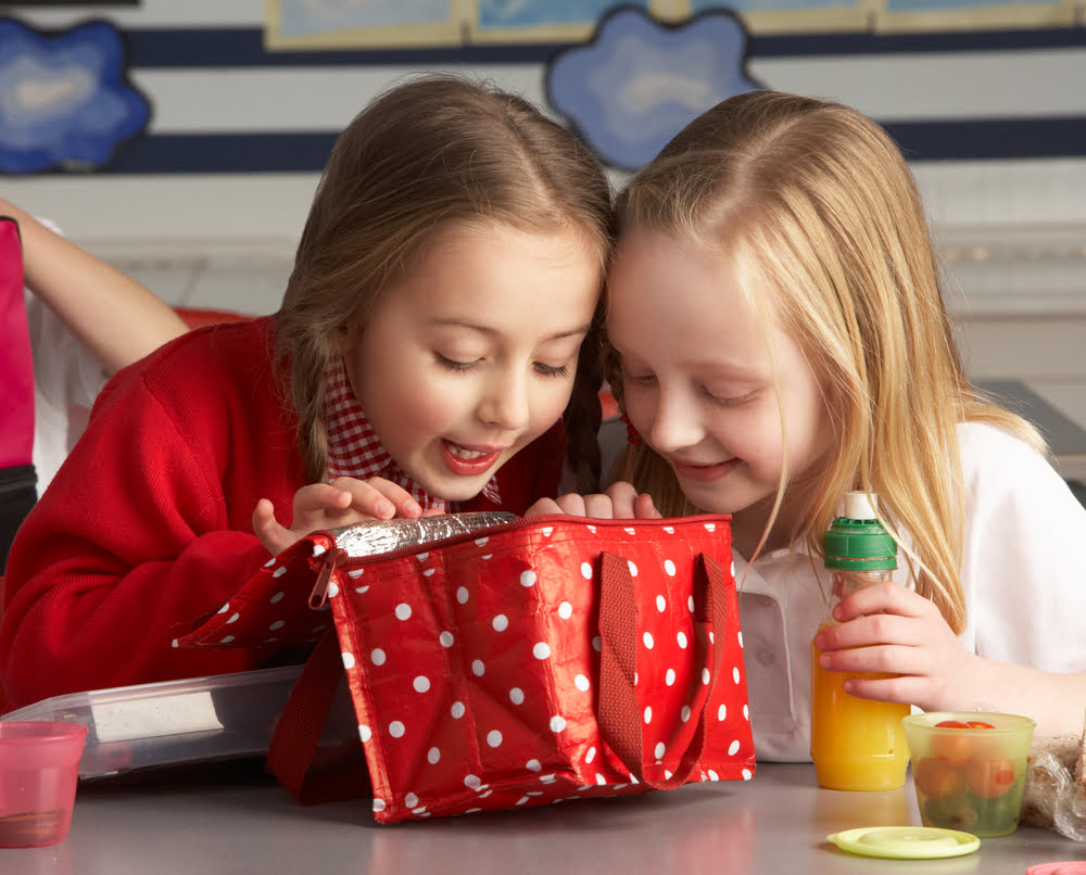Packing Healthy School Lunch
