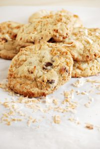 HCG-Approved Phase 3 – Chocolate Chip & Coconut Cookies